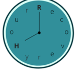 Recovery Clock Logo